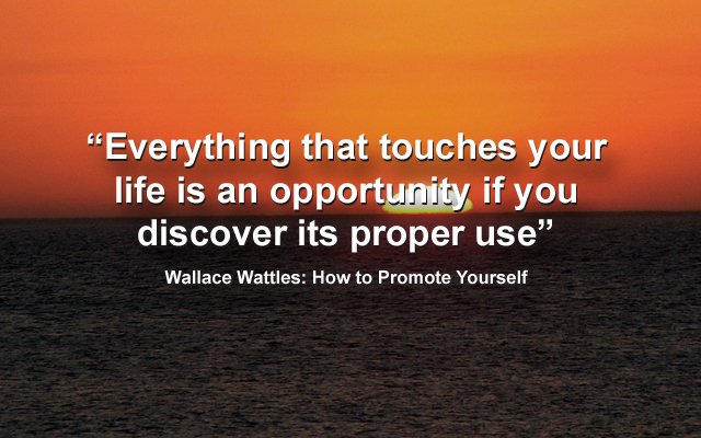 Wallace Wattles Opportunities2