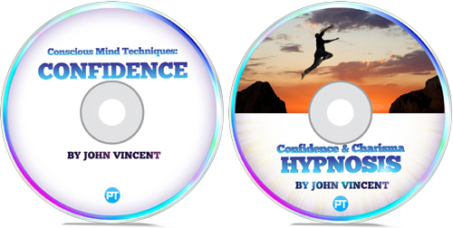 John Vincent Confidence & Charisma Hypnosis and NLP